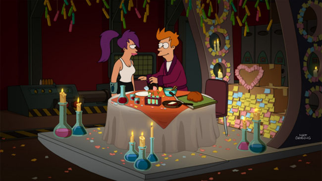 Futurama Returns for Final Season (Fry and Leela's Big Fling)