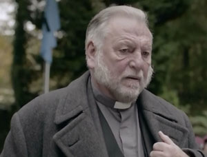 In the Flesh - Vicar Oddie (Kenneth Cranham)