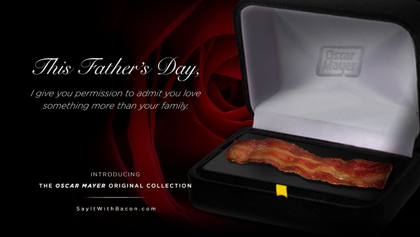 Oscar Mayer Father's Day Gift