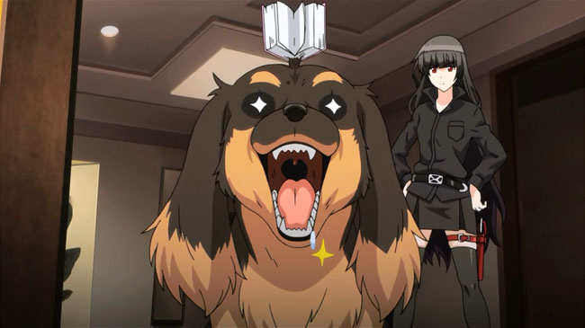 Dog & Scissors (Inu to Hasami wa Tsukaiyou)