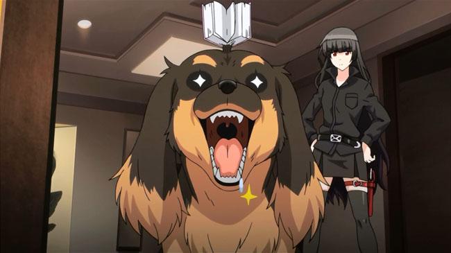 Dog & Scissors (Inu to Hasami wa Tsukaiyou)