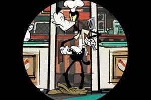 Mickey Mouse Shorts (No Service - Goofy)