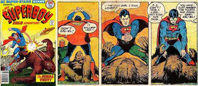 Superman VS Bigfoot (10 Million Dollar Bigfoot Bounty)