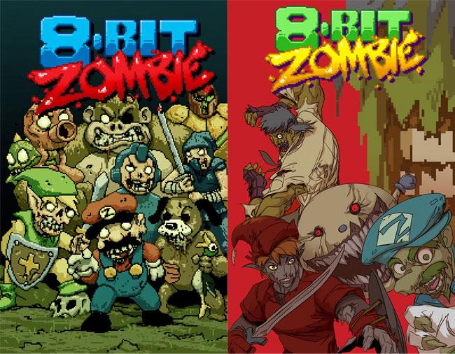 8-Bit Zombies