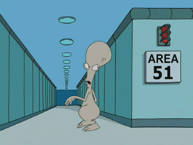 Area 51 Declassified