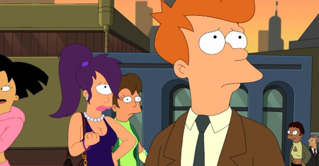 Futurama Final Episode Preview (Meanwhile)