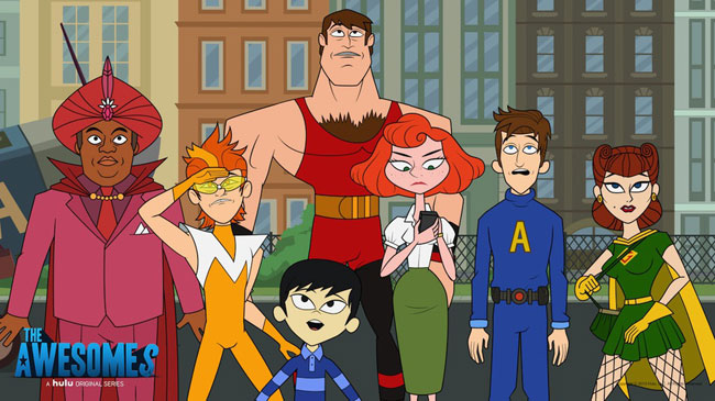 The Awesomes Review