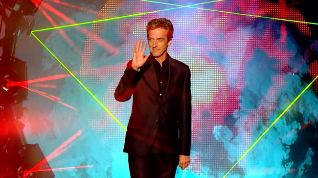 The Next Doctor Peter Capaldi - (Doctor Who 12th Doctor)