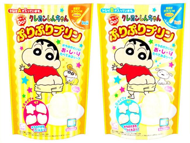 Butt Pudding (Crayon Shin-chan)