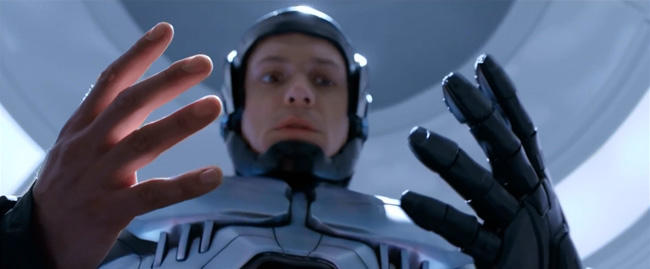 Robocop Reboot Trailer Too Dark