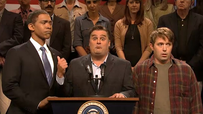 SNL Mocks Obamacare (Jay Pharoah and Bobby Moynihan)