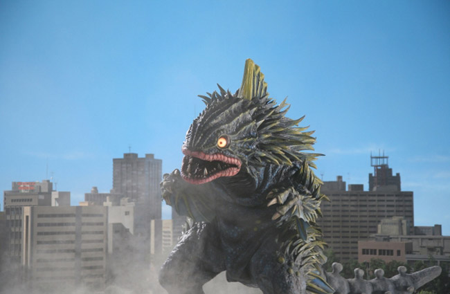 Syfy Kaiju Series by Bryan Singer