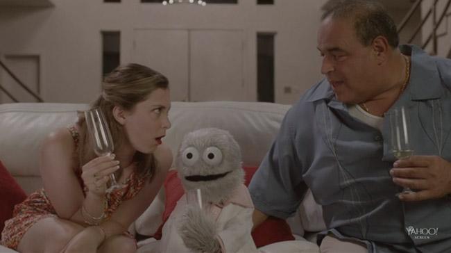 The Fuzzz Review -  Roxy (Rachel Bloom) Rainbow Brown (Peter Bradley) Sonny (Joseph R. Gannascoli).jpg