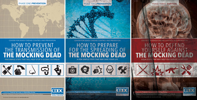 The Mocking Dead covers