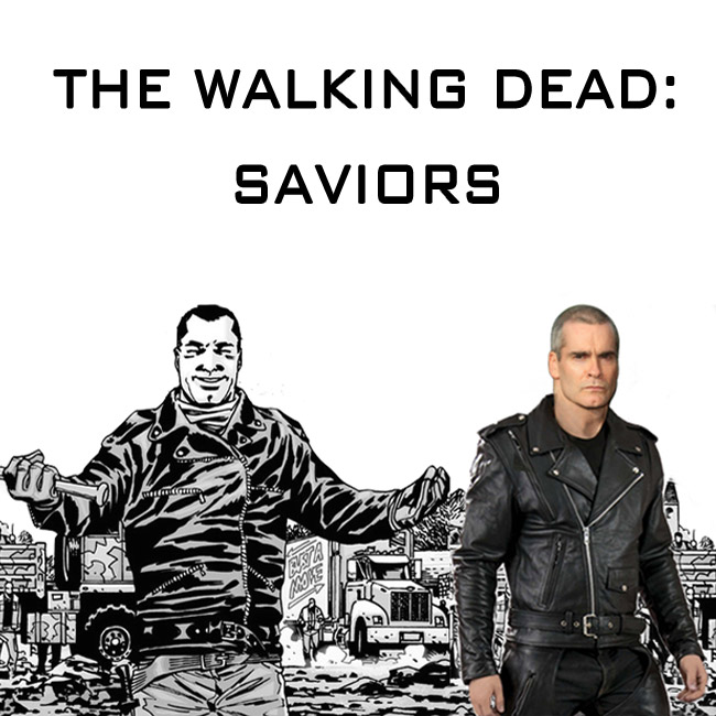 The Walking Dead Spin-off so Bad its Good (Negan Henry Rollins)