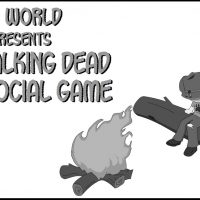 The Walking Dead (un) Social Game 1