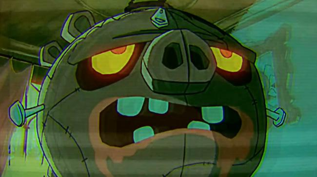 Angry Birds Halloween Music Video