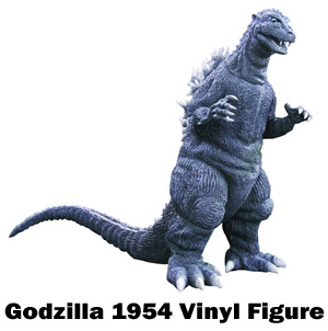 Godzilla 1954 vinyl figure