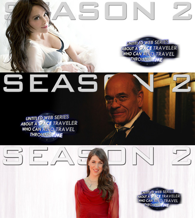 Inspector Spacetime Season 2 - Running Out of Time (Chase Masterson, Robert Picardo, Mayim Bialik)