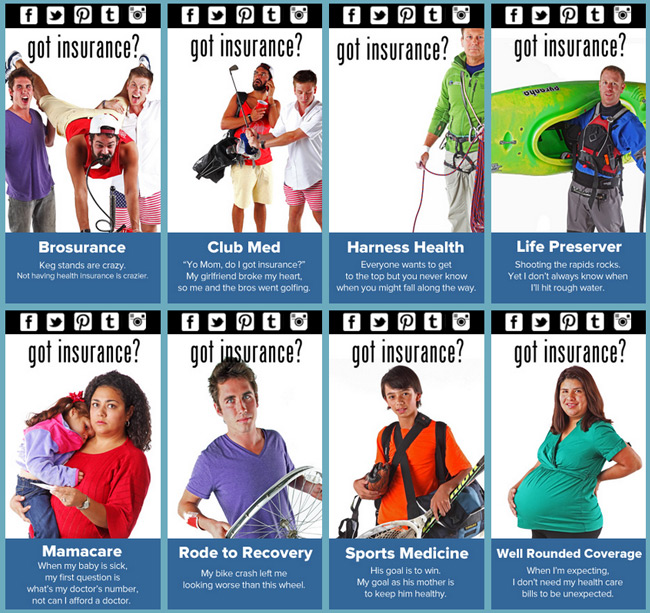Obamacare Got Insurance ad campaign