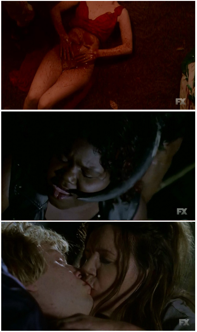 Supernatural Sex On American Horror Story Coven - L7 World-3131