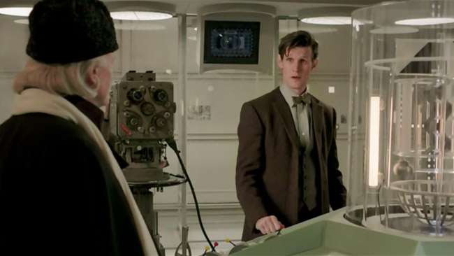 An Adventure in Space and Time Doctor Who First Doctor (David Bradley) Eleventh Doctor (Matt Smith)