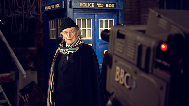 An Adventure in Space and Time Doctor Who First Doctor (David Bradley)