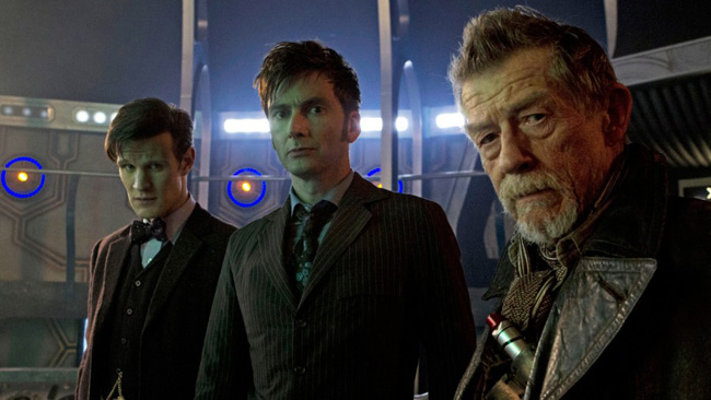 Day of the Doctor Synopsis Revealed
