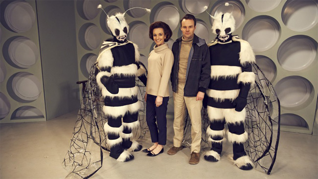 Doctor Who An Adventure in Space and Time (Menoptera)