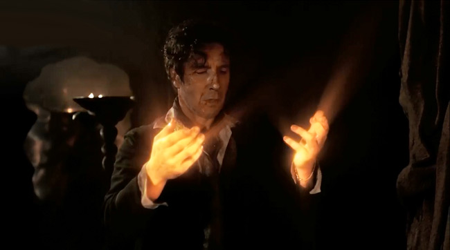 Doctor Who mini-episode The Night of the Doctor (Paul McGann regeneration)