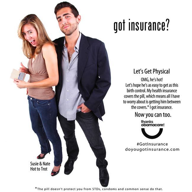 Obamacare offers hosurance to promiscuous women