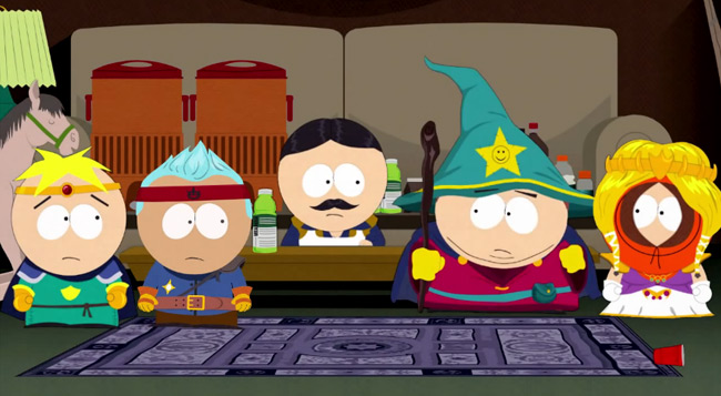 South Park The Stick of Truth gameplay trailer