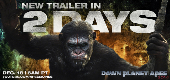 Dawn of the Planet of the Apes Teaser