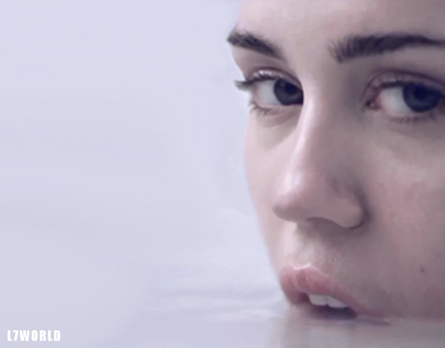 Miley Cyrus Adore You music video most sexy one yet (wallpaper)