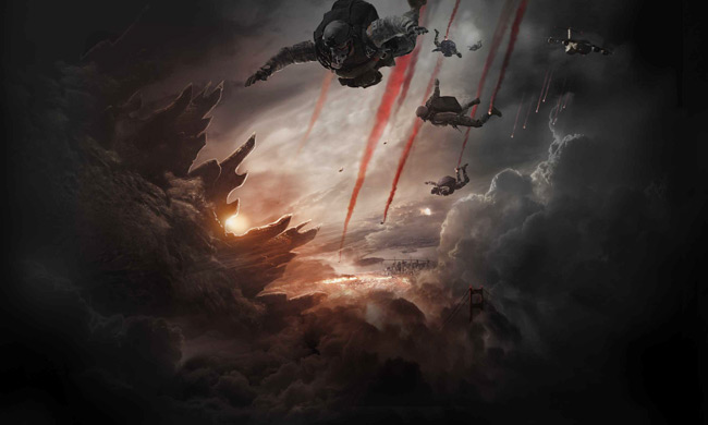 Official Godzilla trailer