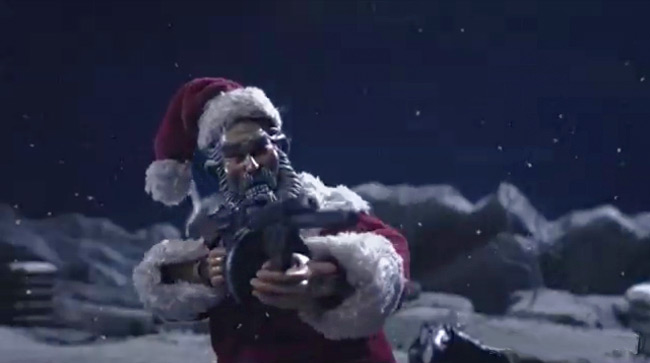 Robot Chicken Born Again Virgin Christmas Special preview - L7 World