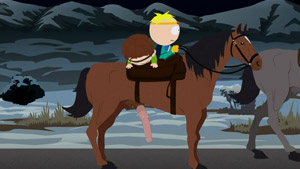 South Park Titties and Dragons (horse wiener)
