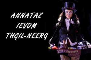Zatanna Movie (Smallville Serinda Swan)