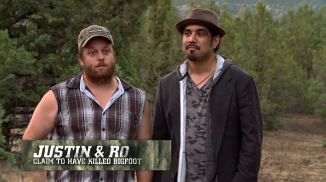 10 Million Dollar Bigfoot Bounty contestant a murderer