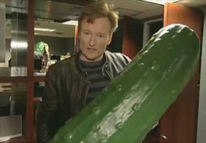 Conan O'Brien pickle