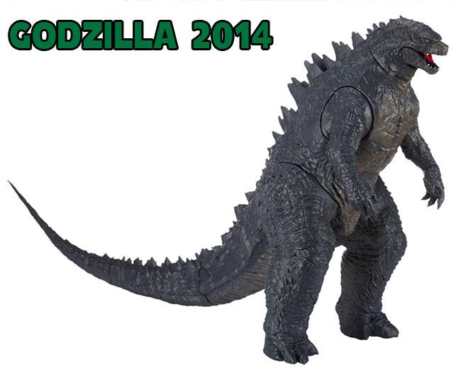 Godzilla 2014 Toy Full Monty - L7 World-8556