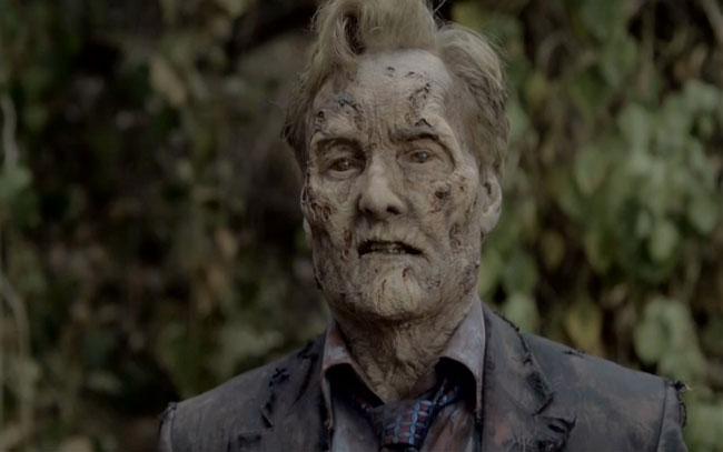 Conan Walking Dead opening