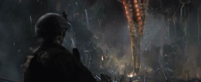 Godzilla trailer MUTO eggs nuclear bomb