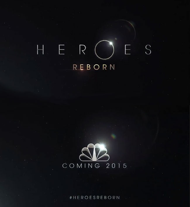 Heroes Reborn: NBC saves superhero TV series