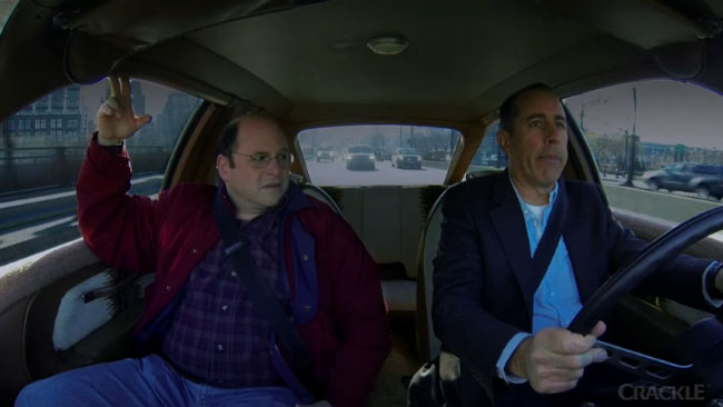 Seinfeld Super Bowl commercial reunites cast