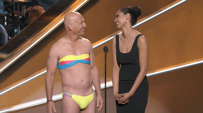 Sports Illustrated Swimsuit 50 Years of Beautiful - Howie Mandel