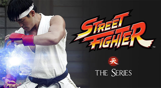 Live action Street Fighter web series teaser (Street Fighter Assassin's Fist)