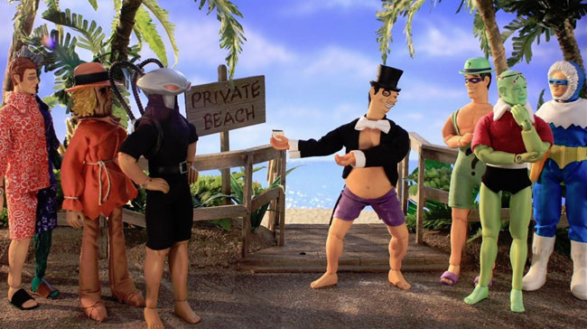 Robot Chicken DC Comics Special II Villains In Paradise
