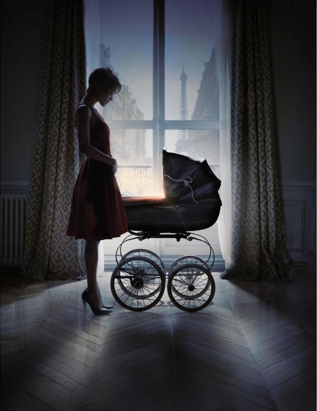 Rosemary's Baby miniseries teaser (Zoe Saldana)