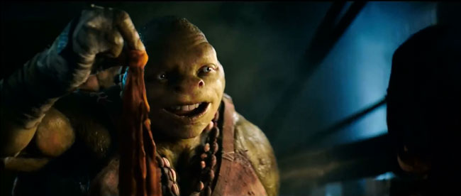 Teenage Mutant Ninja Turtles trailer unveiled (Michelangelo face unmasked)